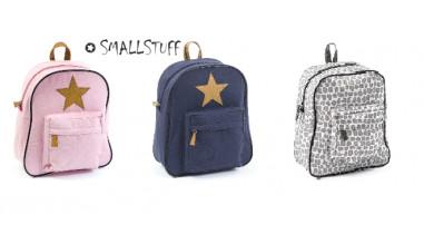 Smallstuff børne tasker med navn på